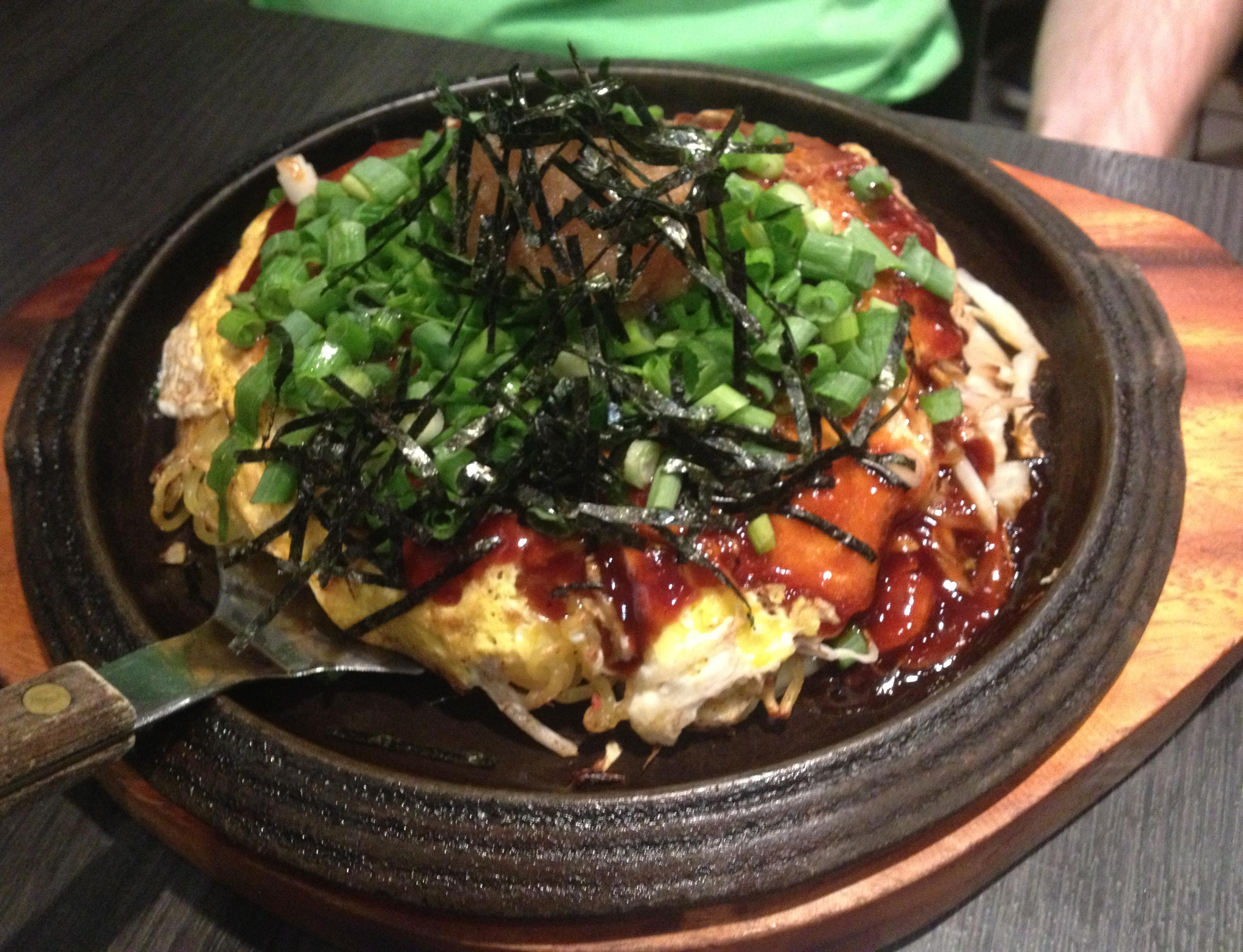 Okonomiyaki: The Hiroshima